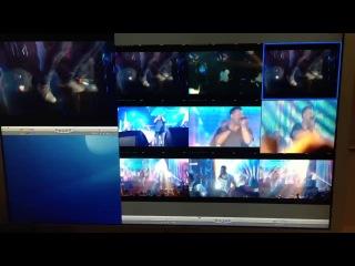 Монтаж концерта