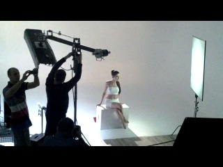 Съемки клипа Эльвиры Т