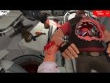 Прохождение Surgeon Simulator 2013 - Meet the Medic #2