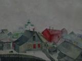 Ожившие картины М.Шагала