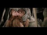 Бок о бок с другом (Гимли и Леголас, Властелин колец Возвращение короля, отрывок)