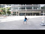 Сумасшедшие футбольные финты от чемпиона мира по фристайлу Эндрю Хендерсона Insane Football skills - World Freestyle champi