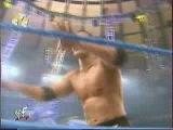 WWF SmackDown! 10.01.2002 - Мировой Рестлинг на канале СТС / Всеволод Кузнецов и Александр Новиков