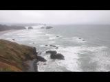 Тихий океан, Штат Орегон, США