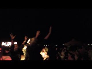 Пляжная вечеринка DESSOLE PIRAMISA 28.01.2014г.