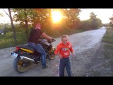 Алинка на мото )) Мотоциклы и мотоциклисты | Yamaha | Ktm | Honda | Suzuki | Ducati | Bmw | Kawasaki | Стантрайдинг | Трюки | Слет | Дрифт | Прохват | Дтп | Прикол | Мото |  Гонки | Драг |  Спортбайк | Драка | GoPro |