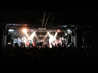 Korpiklaani - Vodka (Концерт в СПБ 13.12.2013)