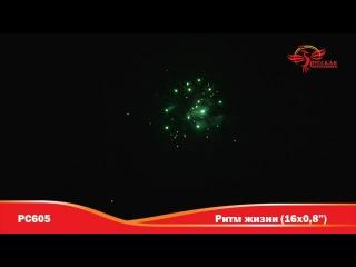 Батареи салютов Ритм жизни.Доставка по Казани (843)240-09-09