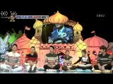 [РУСС. САБ] 131028 Hello Counselor - Kai and Lay of EXO, IU, K.Will!