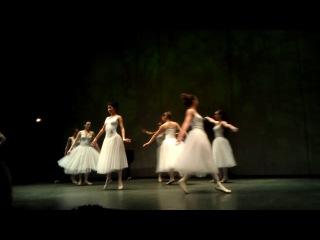 Балетная студия МБШ. Дом музыки 07.04.2013
