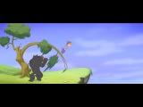 Как поймать перо Жар-Птицы - трейлер к мультфильму (2013)