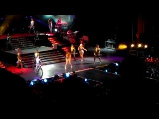 Концерт Дженнифер Лопес в Крокусе