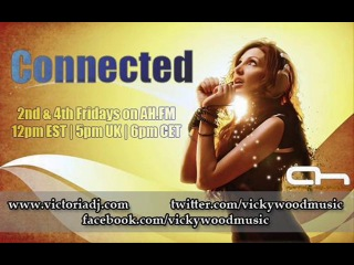 Vicky Wood - Connected Episode 163 - 5 Year Anniversary Classics Mix. [Trance-Epocha]