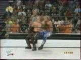 WWF SmackDown! 11.04.2002 - Мировой Рестлинг на канале СТС / Всеволод Кузнецов и Александр Новиков