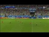 Россия - Испания (2 тайм) (ЕВРО 2008,РТР).