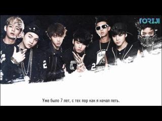 BTS (Bangtan Boys) - Jump [рус.саб]