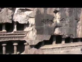 пещеры Эллора и Аджанта в Индии
