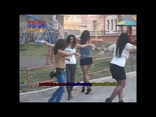 Армянские проститутки. Рабочий перерыв.