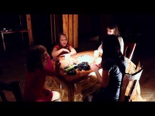 День рождение Монстр Хай от Стрекозы -видеоклип дети сами актеры!!