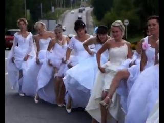 видеоприглашение на снежинский парад невест