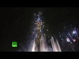 Новогодний фейерверк в Дубае вошел в книгу рекордов Гиннеса_HD