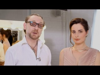 Видеорурок от визажиста, Мастера международного класса Эрика Индикова.