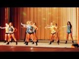 танец девачки 11 класа 46 школы выпускной