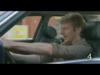 Поведение водителя под разными психотропными веществами))