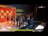 Nine Muses - Dolls [live on SBS MTV The Show] [130201]