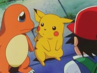 Покемон 1 сезон - 23 серия / Pokémon: Indigo League 23 (1 season)