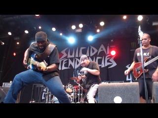 Suicidal Tendencies - Possessed To Skate (Fan Filmed Video - HD)