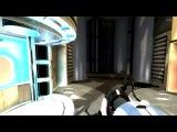 Portal 2 Co-op (с Татьяной) - серия 6