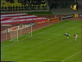 ЛЧ-1999/00 Спартак - Спарта 1-1