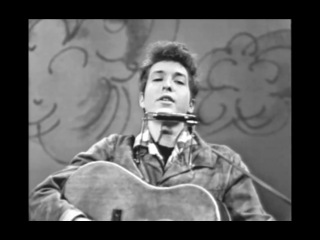 Bob Dylan Blowing In The Wind (Live On TV, March 1963)