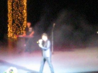 Элио Гомес на концерте Анвара Нургалиева 24 января 2013 года