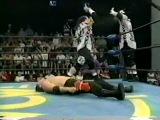 WCW Saturday Night 03.08.1996