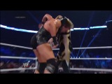 WWE Friday Night SmackDown! 22.11.2013 Cody Rhodes & Goldust vs. The Real Americans - WWE Tag Team Title Match