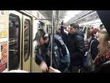Эминем в Белорусском метро Рэп-Столица