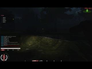 Валик убегает от орды зомби