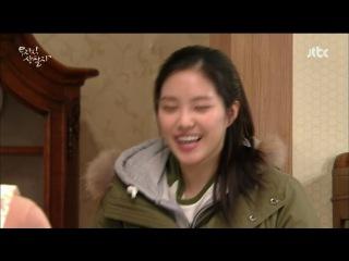 [TV] Chidless Comfort.28 - NaEun CUT [130202]