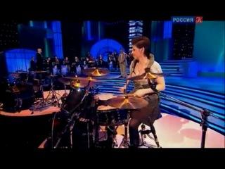 Александра Могилевич в передаче