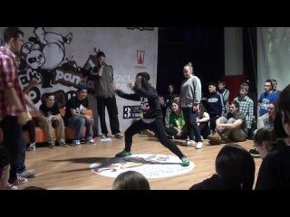 HIP-HOP Барт и Андроша vs. Вера и Диана