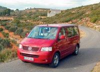 Технические характеристики Volkswagen Caravelle 2003 - 2009.