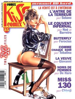 Kiss Comix 025