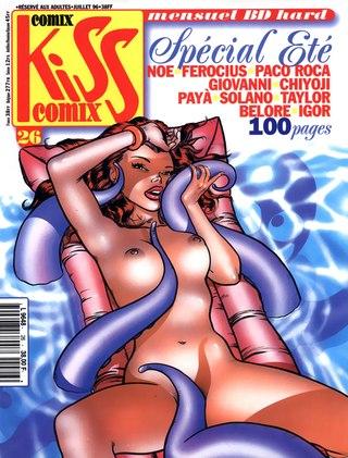 Kiss Comix 026