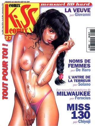Kiss Comix 027