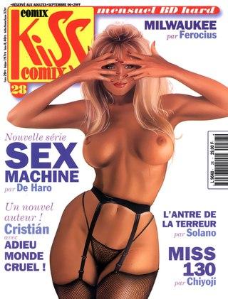 Kiss Comix 028