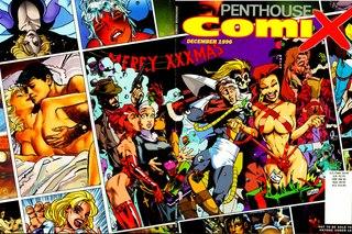 Penthouse Comix T18