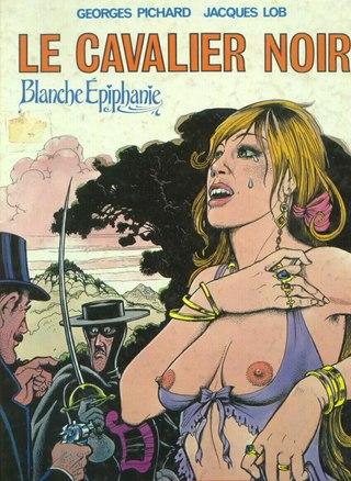 Blanche Epiphanie - Le cavalier noir