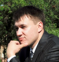 Дмитрий Загорулькин